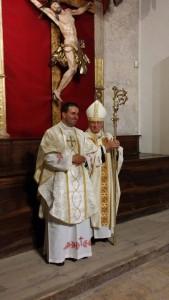 Ordenació Presbiteral Mn. Borja