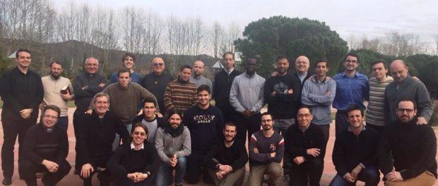 Exercicis espirituals dels seminaristes del Seminari Major Interdiocesà