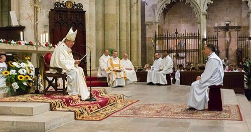 Ordenació presbiteral d'Antonio Rodríguez